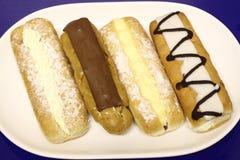 κρέμα κέικ στοκ εικόνα με δικαίωμα ελεύθερης χρήσης