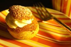 κρέμα κέικ Στοκ εικόνες με δικαίωμα ελεύθερης χρήσης
