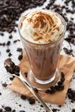 Κρέμα καφέ Στοκ Εικόνες