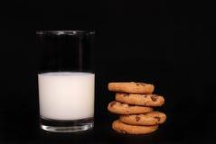 κρέμα μπισκότων ακόμα στοκ εικόνα