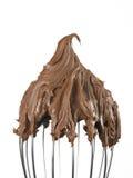 Κρέμα σοκολάτας Στοκ Φωτογραφία