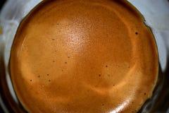 κρέμα του espresso Στοκ εικόνα με δικαίωμα ελεύθερης χρήσης