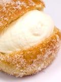 κρέμα cupcake Στοκ εικόνα με δικαίωμα ελεύθερης χρήσης