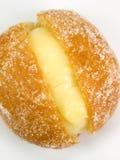 κρέμα cupcake Στοκ Εικόνα