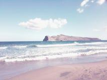 Κρήτη Ελλάδα Chania Στοκ Φωτογραφία