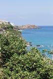 Κρήτη Ελλάδα Θάλασσα Στοκ Φωτογραφίες