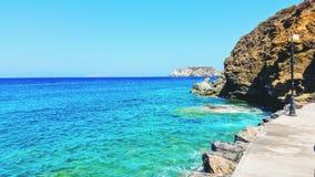 Κρήτη Ελλάδα Στοκ εικόνα με δικαίωμα ελεύθερης χρήσης