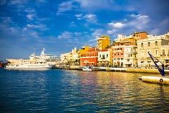 Κρήτη στην Ελλάδα Στοκ Εικόνα