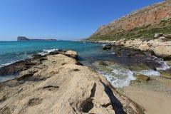 Κρήτη, Balos στοκ φωτογραφίες
