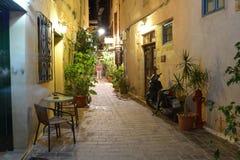 Κρήτη, Chania στοκ εικόνες με δικαίωμα ελεύθερης χρήσης