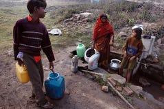 Κρίση νερού Στοκ Εικόνες
