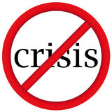 κρίση Στοκ φωτογραφίες με δικαίωμα ελεύθερης χρήσης