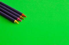 Κραγιόνια κεριών Στοκ φωτογραφία με δικαίωμα ελεύθερης χρήσης