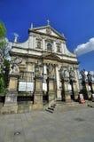 Κρακοβία - εκκλησία του ST Peter και του ST Paul Στοκ εικόνα με δικαίωμα ελεύθερης χρήσης