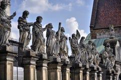 Κρακοβία - εκκλησία του ST Peter και του ST Paul Στοκ φωτογραφία με δικαίωμα ελεύθερης χρήσης