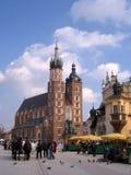 Κρακοβία Πολωνία στοκ εικόνες με δικαίωμα ελεύθερης χρήσης