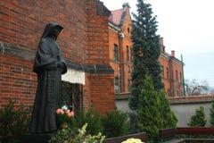 Κρακοβία στην Πολωνία Στοκ φωτογραφία με δικαίωμα ελεύθερης χρήσης