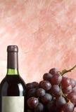κρασί ανασκόπησης Στοκ Εικόνες
