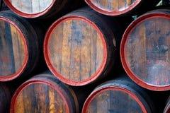 κρασί βαρελιών στοκ φωτογραφία με δικαίωμα ελεύθερης χρήσης