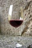 κρασί γυαλιού Στοκ Φωτογραφίες