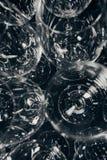 κρασί γυαλιών γυαλιού συλλογής κοκτέιλ Στοκ Φωτογραφία