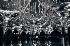 κρασί γυαλιών γυαλιού συλλογής κοκτέιλ Στοκ εικόνα με δικαίωμα ελεύθερης χρήσης