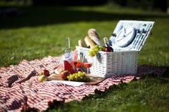 Κρασί και τρόφιμα Στοκ εικόνες με δικαίωμα ελεύθερης χρήσης