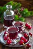 Κρασί κερασιών Στοκ εικόνα με δικαίωμα ελεύθερης χρήσης