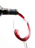 κρασί ροής στοκ φωτογραφίες με δικαίωμα ελεύθερης χρήσης