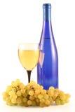 κρασί σταφυλιών γυαλιού & Στοκ εικόνα με δικαίωμα ελεύθερης χρήσης