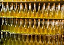 κρασί συλλογής μπουκα&lam Στοκ εικόνες με δικαίωμα ελεύθερης χρήσης