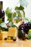κρασί σύνθεσης Στοκ Εικόνα