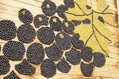 κρασί της Τοσκάνης impruneta φεστ Στοκ Φωτογραφία