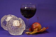 Κρασί φωτός ιστιοφόρου Στοκ φωτογραφία με δικαίωμα ελεύθερης χρήσης