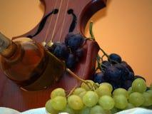 κρασί 5 τρόπων Στοκ Φωτογραφία