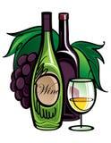 κρασί απεικόνιση αποθεμάτων