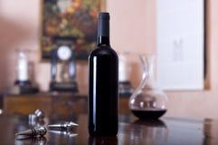 Κρασί bodegon Στοκ Εικόνες