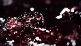 Κρασί Pour_004 απόθεμα βίντεο