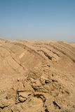 κρατήρας απότομων βράχων στοκ εικόνες
