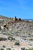 Κρατήρας μετεωριτών στοκ εικόνες