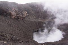 Κρατήρας του bromo Στοκ εικόνες με δικαίωμα ελεύθερης χρήσης