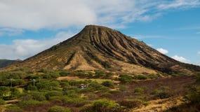 Κρατήρας Koko στοκ φωτογραφία