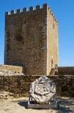 Κρατήστε τον πύργο με την κάλυψη των όπλων του καπετάνιου Antonio Rodrigues Br Στοκ Φωτογραφίες