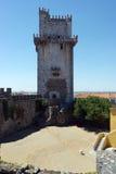 Κρατήστε τον πύργο, Beja, Πορτογαλία Στοκ εικόνα με δικαίωμα ελεύθερης χρήσης