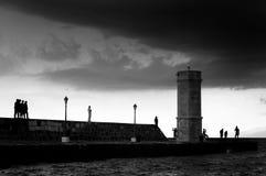 Κρατήστε το φως Στοκ φωτογραφίες με δικαίωμα ελεύθερης χρήσης