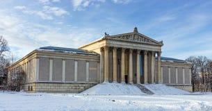 Κρατικές συλλογές του μουσείου αντικών στο Μόναχο, Γερμανία Στοκ Εικόνα