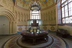 Κρατικό ιστορικό μουσείο, Μόσχα, Ρωσία Στοκ Φωτογραφίες