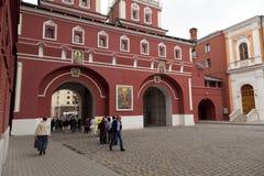 Κρατικό ιστορικό μουσείο Στοκ Φωτογραφίες