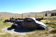 Κρατικό ιστορικό πάρκο σώματος = παλαιά αυτοκίνητα Στοκ Φωτογραφία