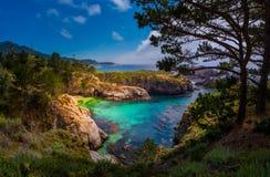 Κρατικό πάρκο Καλιφόρνια Lobos σημείου Στοκ εικόνα με δικαίωμα ελεύθερης χρήσης